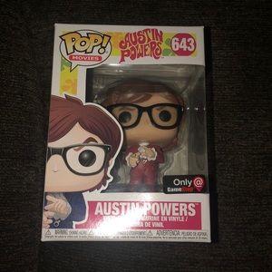 Austin Powers Funko Pop #643